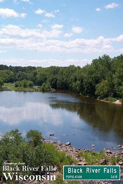 Towns Surrounding Black River Falls 46